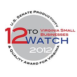 12 to Watch logo