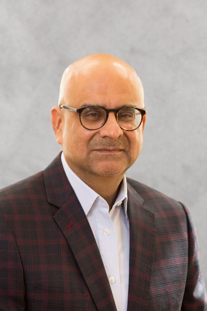 A photo of Deepak Hathiramani