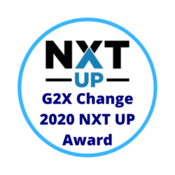 G2X Change NXT UP Award