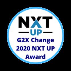 NXT Up Award Logo