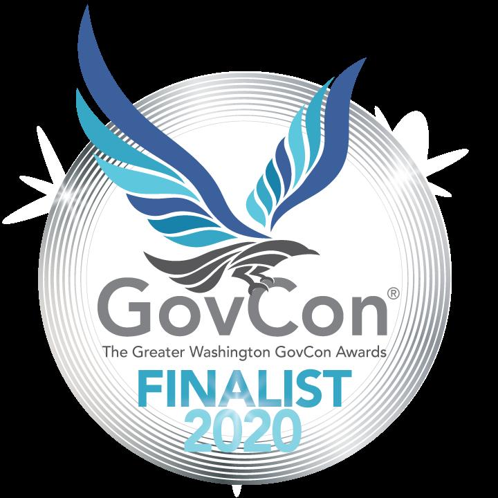 GovCon Finalist Logo