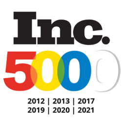 Inc 5000 Award Logo