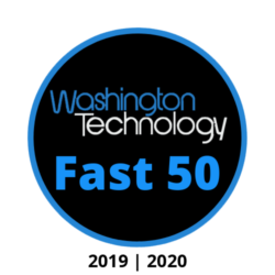 Washington Technology Circle with Years- PNG