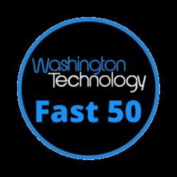 Washington Technology Fast 50 Logo