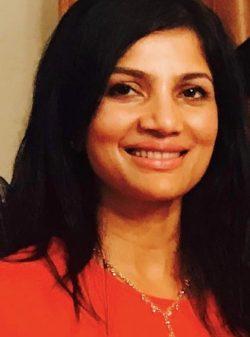 A photo of Dharitri Banerjee