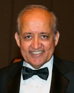 A photo of Vish Varma