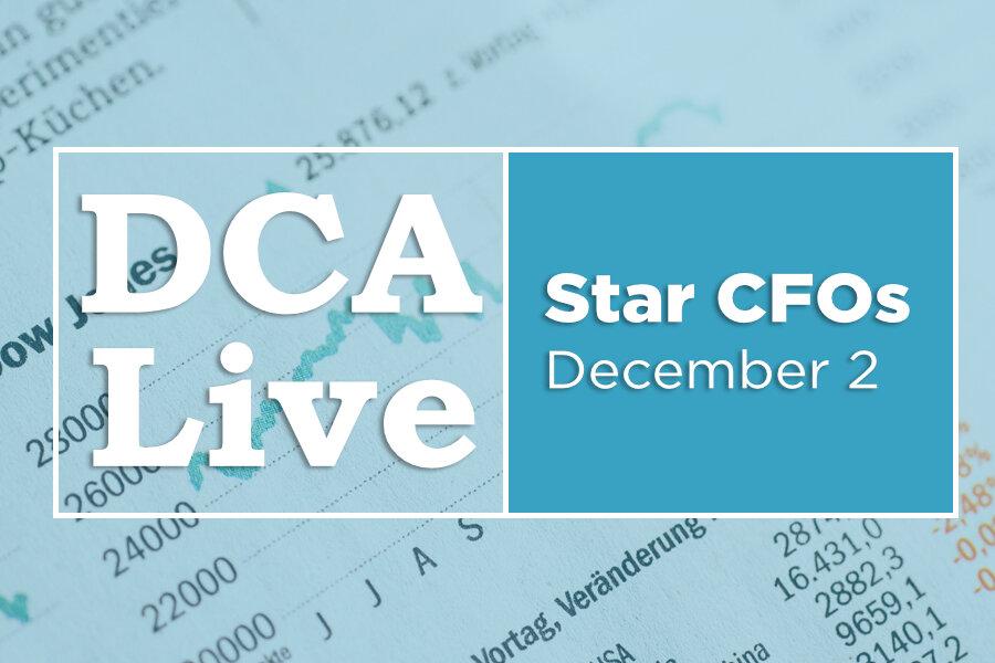 DCA Live Star CFO logo